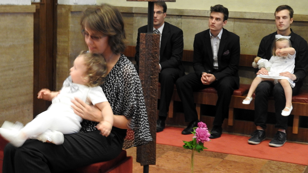 Keresztszülők