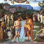 Jézus keresztelese