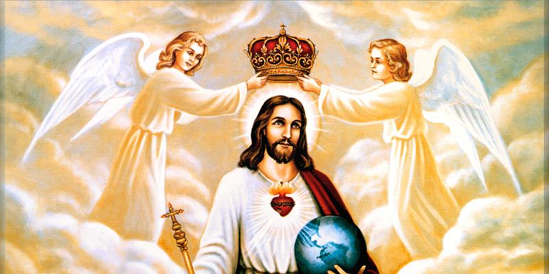 Krisztuskirály vasárnapja 2020. november 22.