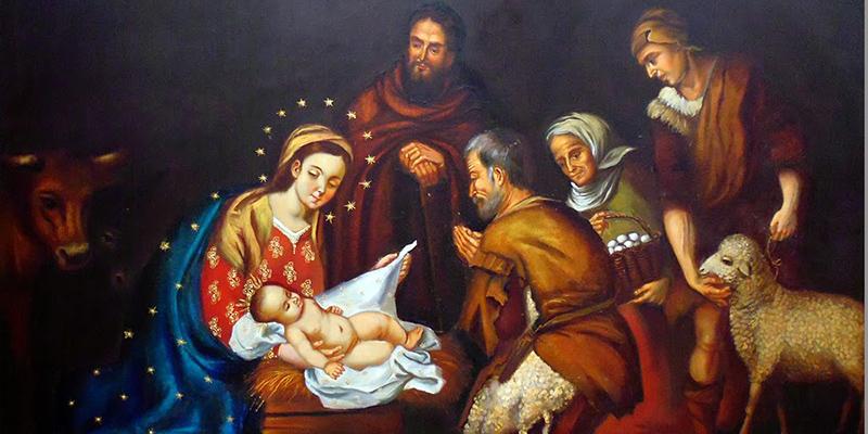 Keresztelő Szent János születése 2018. június 24.