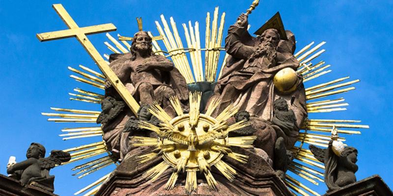 Szentháromság vasárnapja 2021. május 30.