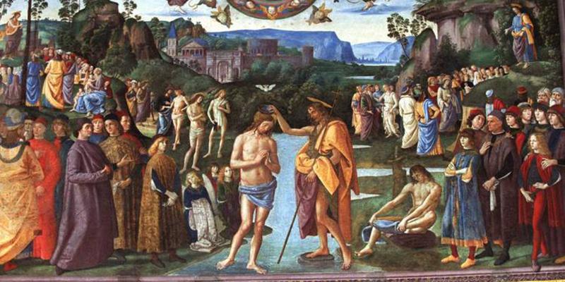 Urunk megkeresztelkedése 2021. január 10.